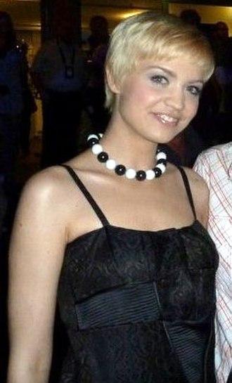Nina Radojičić - Danica Prodanović