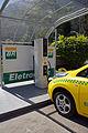 Nissan Leaf Petrobras charging station 08 2013 Rio de Janeiro 6877.JPG