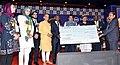 "Nitin Gadkari at the 50th Foundation Day Celebration of WAPCOS- ""Transcending Boundaries- Touching Lives"", in New Delhi (1).JPG"