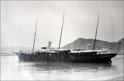 La Nixe II de Louis-Salvador