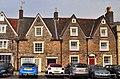 No's 15 (L) & 17 (R) High Street, Chipping Sodbury, Gloucestershire 2019.jpg