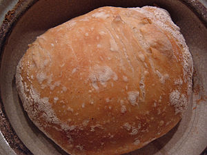No-Knead Bread - Finished Loaf (294068096)