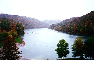 Nolin River Lake - Image: Nolin River Lake Kentucky