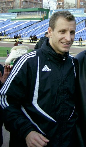 Norbert Németh - Image: Norbert Nemeth footballer
