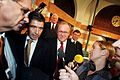 Nordiska och baltiska statsministrar under presskonferens vid Nordiska radets session i Stockholm.jpg