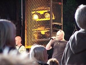 Nordman - Nordman on stage