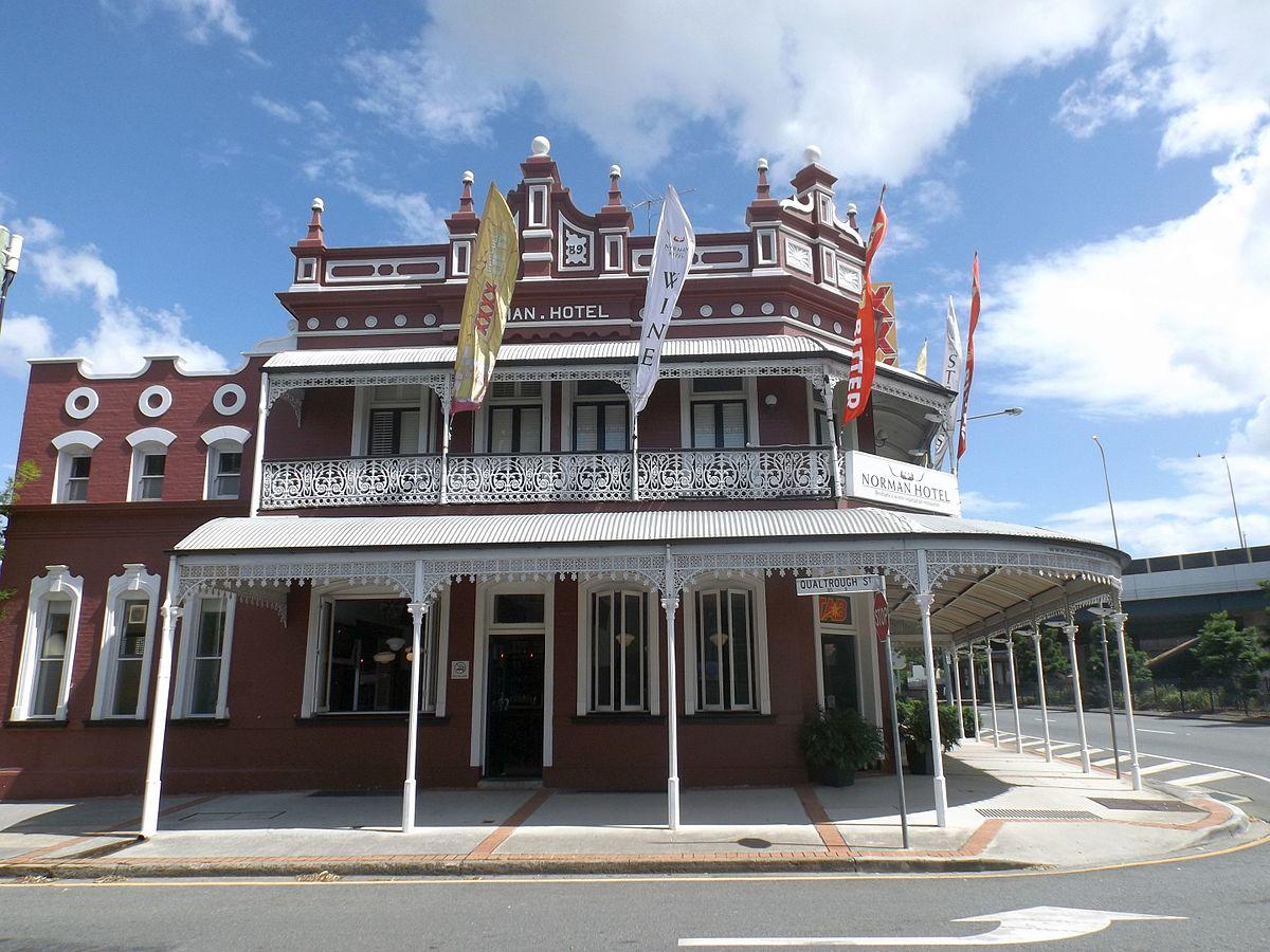 Norman hotel wikipedia for Design hotel wiki