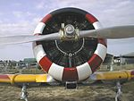 North American T-6G Texan-engine.jpg