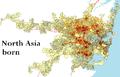 North Asia born short.PNG
