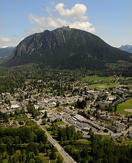 North Bend, Washington City in Washington, United States