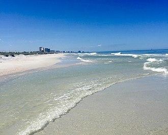 Clearwater Beach - North Clearwater Beach