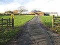 North Urn Farm, near Elwick - geograph.org.uk - 279062.jpg