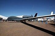 Northrop Grumman RQ-4 Global Hawk at 2011 Avalon Airshow 02