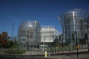 Northumbria University - City Campus East