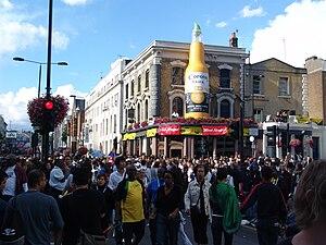 Notting Hill Carnival 2006 (London, UK)