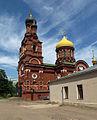 Novo-Alekseyevsky convent, Cathedral.jpg
