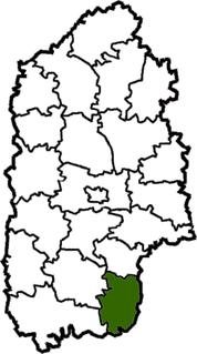 Nova Ushytsia Raion Former subdivision of Khmelnytskyi Oblast, Ukraine