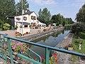 Noyales (Aisne) canal de la Sambre à l'Oise écluse 21.JPG