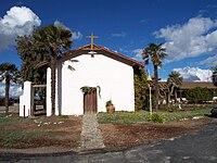Nuestra Senora del la Soledad chapel.JPG