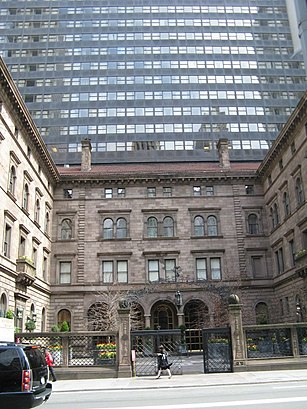 How To Get To Lotte New York Palace In Manhattan By Bus