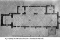 Nykøbing Kirke Mors destroyed 1890 plan.png