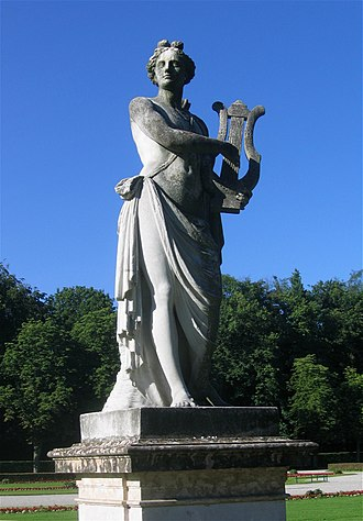 Roman Anton Boos - Image: Nymphenburg Statue 12a
