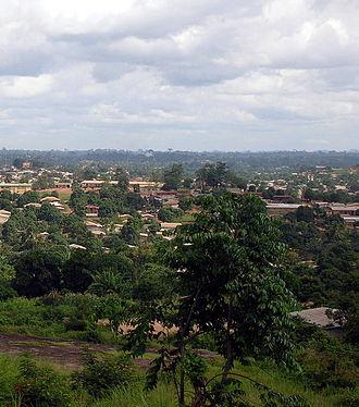 Nzérékoré - Image: Nzerekore