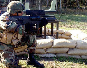 image illustrative de l'article XM29 OICW