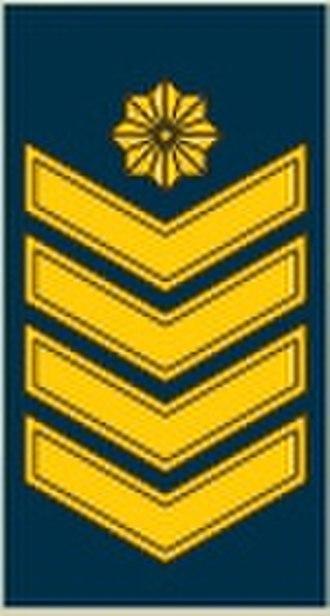 Lithuanian military ranks and insignia - Image: OR 9 seržantas majoras