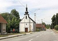 Olšany (okres Jihlava) - kaple Nejsvětějšího Srdce Páně obr1.jpg