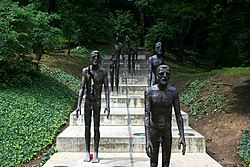 Olbram Zoubek Communism Victims Memorial 2 (3977494622).jpg