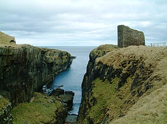 Wick, Caithness - Castle of Old Wick