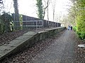 Old 'Hill End' Railway platform, St Albans - geograph.org.uk - 111442.jpg