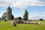 Old Kilcullen Church and Round Tower 2013 09 05.jpg