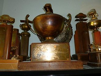 1949 NASCAR Strictly Stock Series - Trophies from the inaugural season