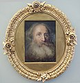Old man's head, mosaic by Matvey Vasilyev (1769, GRM) by shakko FRAME.jpg
