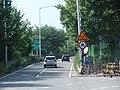 Olympicdaero Yeomchang IC Entrance(Nodeulro to Yeomchang IC) 1.jpg