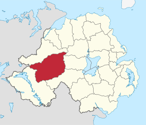 Omagh in Northern Ireland.svg