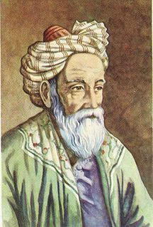 Omar Khayyam Persian poet, philosopher, mathematician, and astronomer