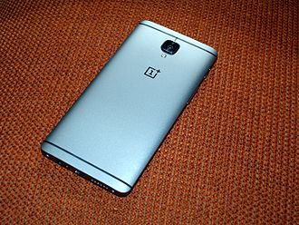 OnePlus 3 - Rear of the phone.