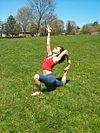 100px One Legged King Pigeon 2 yoga asanas Liste des exercices et position à pratiquer