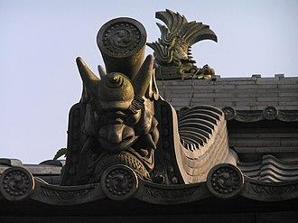 Onigawara - Image: Ono jodoji onigawara P4268760