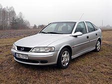 Opel Vectra Wikipedia Wolna Encyklopedia