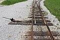 Orava Logging Railway - Beskyd Station - Switch.jpg
