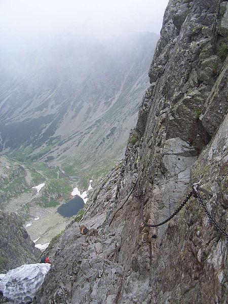 Záber z Vysokých Tatier