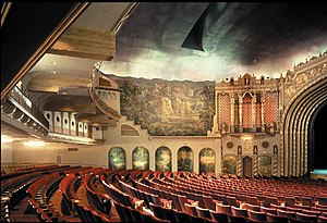 Orpheum Theatre (Phoenix, Arizona) - Interior