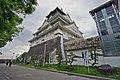 Osaka castle , 大阪城 - panoramio (27).jpg