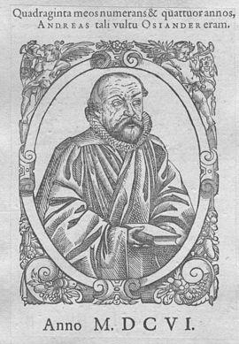 Andreas Osiander