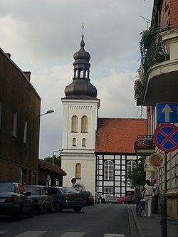 Ostrow Wielkopolski kosciol Najswietszej Marii Panny Krolowej Polski.jpg