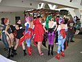 Otakon 2007 Fighters 3.jpg